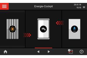 Screenshot der Elektronik-Plattform von Viessmann.