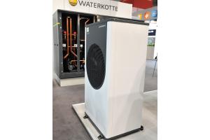 Ecotouch Ai1 Air Bloc-Wärmepumpe