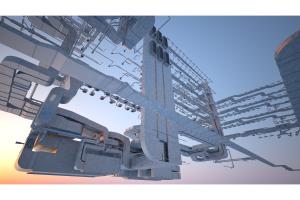 Um komplexe RLT-Anlagen zu realisieren, benötigt man nicht nur eine leistungsfähige Montagemannschaft, sondern vor allem eine detaillierte Montage- und Werksplanung.