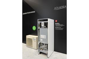 Aquarea Luft/Wasser-Wärmepumpe
