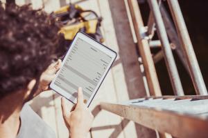Craftnote fördert die Zusammenarbeit aller Beteiligten innerhalb von Bauprojekten.