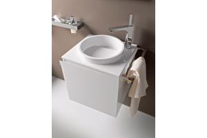Waschtischlösungen von Emco Bad für das Gästebad.