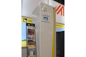 Die Wärmepumpen iPump von iDM Energiesysteme gibt es mit Sprachsteuerung.