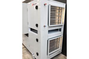 Mit VPM Clean Room stellte Nilan eine Lösung mit Wärmepumpe für die energieeffiziente Lüftung von Reinräumen vor.
