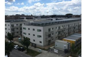 Das Wohnquartier Berlin-Adlershof.