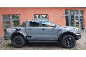 Ford hat den neuen Ranger Raptor als leistungsstärkste Variante ihrer Pick-up Baureihe vorgestellt.
