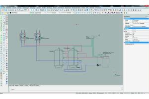 Das Bild zeigt Software von KaMo.