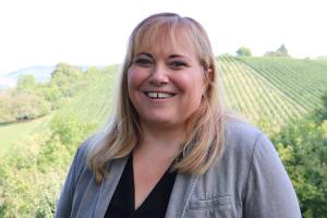 """Nicole Dunker, Geschäftsführerin der Handwerk Connected GmbH: """"Unternehmerisch, offen denkende Menschen sind die Treiber der Digitalisierung in den Betrieben – egal, ob das nun der Inhaber selbst oder der Angestellte ist. Am Ende entscheiden das Know-how, die Flexibilität, der Wille."""""""
