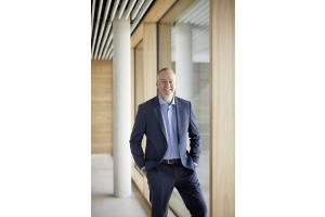 Dr. Nicholas Matten, Geschäftsführer Stiebel Eltron GmbH & Co. KG.