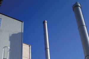 In Korbach wird Continental mit Prozesswärme aus Ersatzbrennstoffen versorgt.