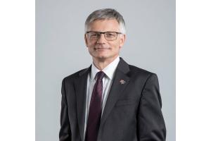 Dr. Georg Müller, Vorstandsvorsitzender von MVV Energie.