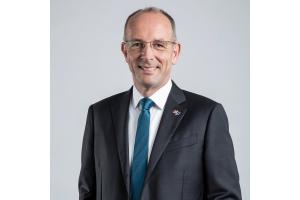 Ralf Klöpfer, Vertriebsvorstand von MVV Energie.
