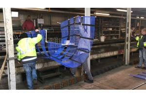 Die thermische Betonkernaktivierung ist eine gute Lösung für den Neubau von Wohn- und Industriegebäuden.