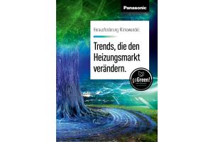 Wie wird der Klimawandel den Heizungsmarkt verändern? Der neue Trendreport von Panasonic gibt Tipps und erleichtert die Orientierung.