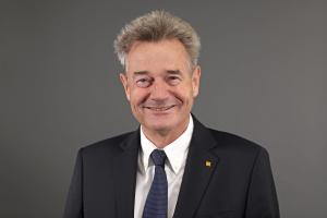 ZVEH-Hauptgeschäftsführer Ingolf Jakobi