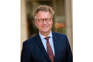 VdZ-Präsident Dr. Michael Pietsch
