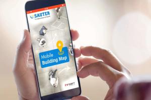 Um den Besuch des Freiburger Unternehmenssitzes und der Demo-Etage besonders bequem zu gestalten, stellt Sauter zudem eine Mobile Building Map-App zur Indoor-Navigation zur Verfügung.