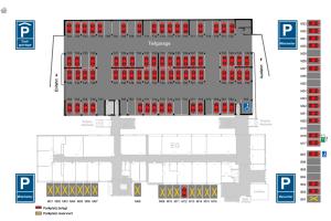 Auf der Demo-Etage zeigt Sauter ein modulares System, aus dem wie aus einem Baukasten relevante und sinnvolle Features ausgewählt werden können. Es umfasst Module zur sensorbasierten Analyse der Raum- oder Parkplatzbelegung bis hin zur cloudbasierten Raumbedienung.