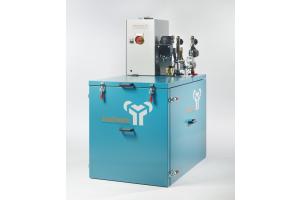 Bei dem auf Erdgas ausgelegten Mephisto G8 von Kraftwerk Kraft-Wärme-Kopplung ist die elektrische Leistung von 4 kW bis 8 kW regelbar.