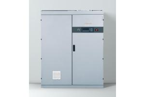 Viessmann hat ihr BHKW Vitobloc 200 EM-430-SCr (die elektrische Leistung beträgt 430 kW) mit einem integrierten SCr-Katalysator ausgestattet.