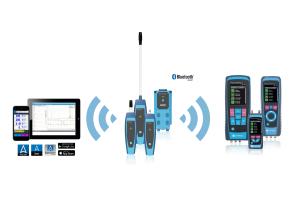 """Modulare Multifunktionsgeräte erleichtern dem SHK-Handwerker das tägliche """"Messgeschäft""""."""