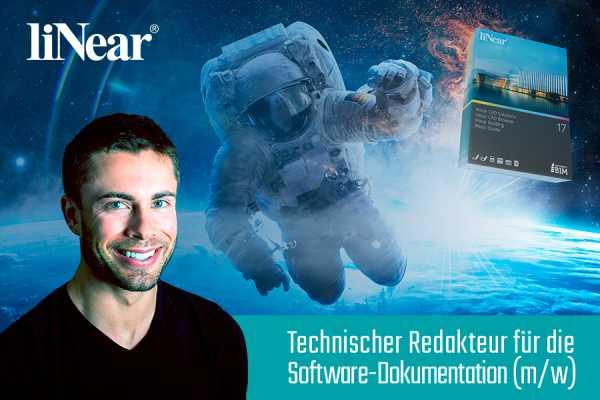 Technischer Redakteur für die Software-Dokumentation (m/w)
